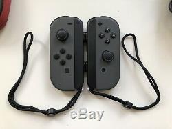 Nintendo Switch Console DIABLO LIMITED EDITION! UNBELIEVABLE CONDITION