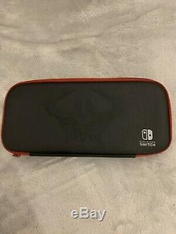 Nintendo Switch Diablo Limited Edition Tablet Only Near Mint Condition