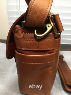 ONA Berlin Leather Bag for Leica, Very Limited Edition, MINT Used Condition