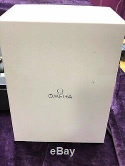 Omega Seamaster 50th Anniversary James Bond 007 41mm. Ltd Ed. Unworn Condition