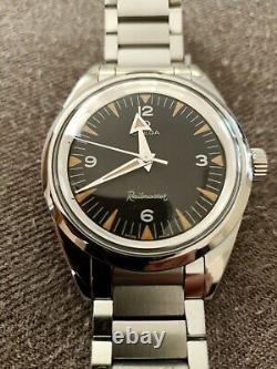 Omega Seamaster Railmaster Trilogy Automatic Ltd Edition Watch- Mint Condition