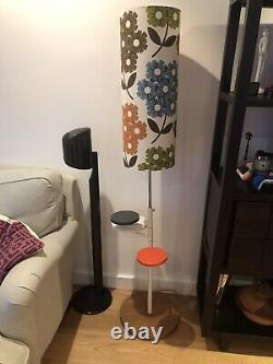 Orla kiely floor lamp Limited edition In Great Condition