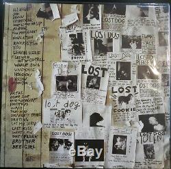 Pearl Jam Lost Dogs 3 Lp Mint Condition Black Vinyl Tri Fold Cover Rare