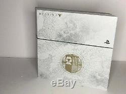 Perfect Condition Sony PS4 Destiny Taken King Limited Edition Console Only
