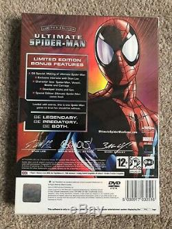 PlayStation 2 Limited Edition Ultimate Spider-Man (Factory Sealed Condition) UK