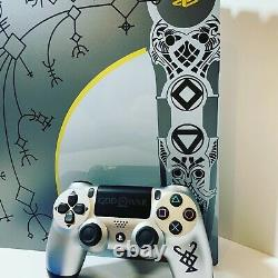 Playstation 4 Pro PS4 Pro God Of War Limited Edition In Mint Condition