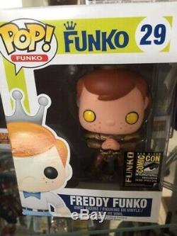 Pop! Funko Freddy As Heimdall #27 SDCC LTd 1/300 Good Condition Slight Marks