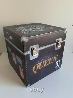 Queen. Wembley'86 roadie cube. Complete and in perfect conditions