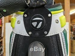 RARE TaylorMade R7 MASTERS Limited Edition Staff Golf Bag 2006 GREAT SHAPE