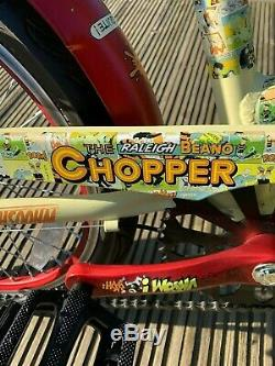 Raleigh Beano Chopper Mk 3 Bike Bicycle New Top Condition Limited Edition Of 410