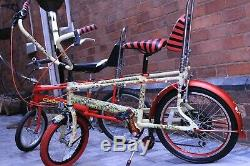 Raleigh Chopper Beano mk3 very rare 1 of 400 Limited Edition excellent condition