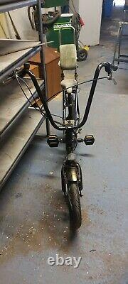 Raleigh Chopper Bike Black Limited Edition 2015, good condition