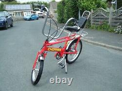 Raleigh chopper bicycle bike limited edition great condition