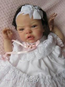 Reborn Esme Laura Lee Eagles Long Sold Out Limited Edition Rare Good Condition
