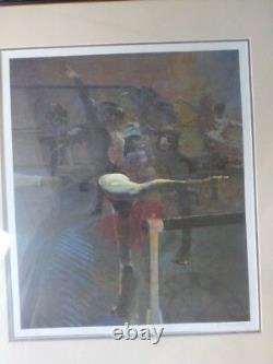 Robert Heindel Limited Edition print excellent condition 336/500 The Class