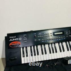 Roland JUNO-D Limited Edition Keyboard Synthesizer Good Condition F/S FEDEX RSMI