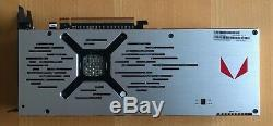 Sapphire RX Vega 64 HBM2 Graphics Card Limited Edition Excellent Condition