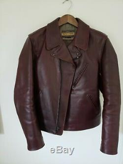 Schott Horsehide Clean Perfecto P623H Limited Edition L/42 New Condition Worn 1x