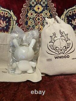 Scott Tolleson & Kidrobot WNDGO Bullion Dunny LTD of 15 piece. Condition New