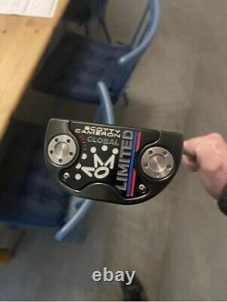 Scotty Cameron global limited edition putter. Mint Condition. No marks