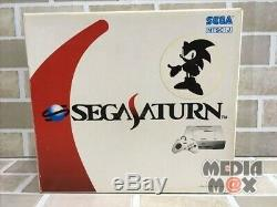 Sega Saturn Sonic Toys r Us Console Limited Edition Japan EXCELLENT CONDITION
