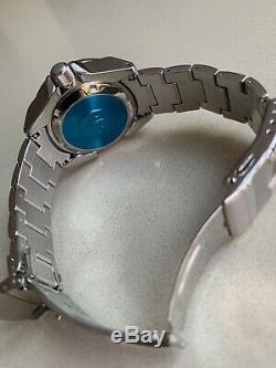 Seiko SRPB09K1 Blue Lagoon Limited Edition Samurai. Mint Condition