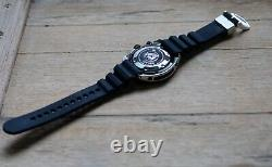 Seiko kinetic tuna 200m ISO diver GMT watch SUN021P1 excellent condition