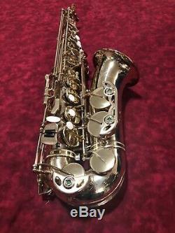 Selmer Alto Saxophone Model LTD52 In Good Condition