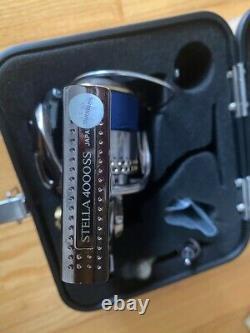 Shimano Stella Millennium 4000SS 5xx/522 limited edition excellent condition