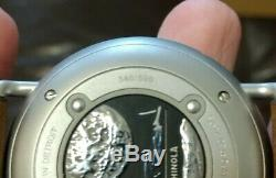 Shinola Alan bean limited edition watch excellent condition