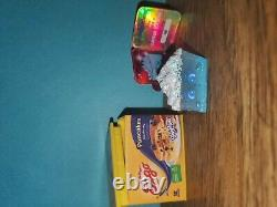 Shopkins Limited Edition Choc Pie #0407 of 1,000 with card. Unplayed condition
