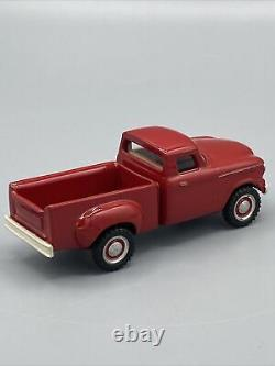 Shrock Brothers Studebaker Champ J-2 In Red Great Condition Rare 1/55