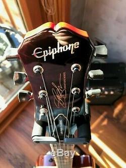 Slash Ltd Edition Snakepit Les Paul Classic Signature Guitar excellent condition
