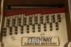 Steinway Hamburg A THE TRICENTENNIAL LIMITED EDITION #158 Pristine Condition