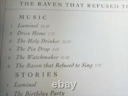 Steven Wilson/The Raven That Refused To Sing/Deluxe Limited/NewithMint Condition