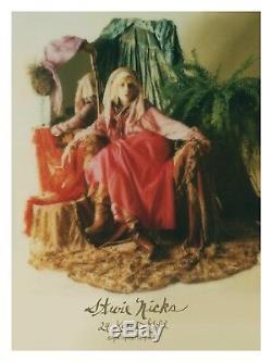 Stevie Nicks 24 Karat Gold Ltd Ed Set of Lithographs MINT CONDITION Rare