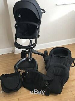 Stokke Xplory Limited Edition All Black, Amazing Condition Barely Used