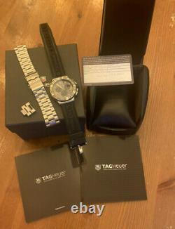 TAG Heuer Formula 1 F1 Limited Edition Beautiful Watch In Great Condition