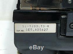 Technics SL-1200 LTD Limited (No. 4585) in Excellent Condition Rare