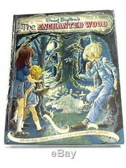 The Enchanted Wood by Enid Blyton De Luxe 1st Edition 1979 RARE Great condition