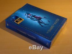 The Shape of Water 4K Filmarena Exclusive FullSlip XL 3D Lenticular UHD Blu-ray