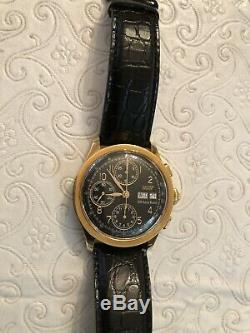 Tissot 500 Year Brasil Limited Edition 18k EXCELLENT CONDITION- #18/200 Made