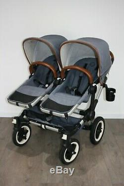 UK Delivery Bugaboo Donkey Duo Limited Edition Weekender Excellent Condition