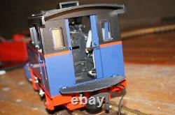 ÜRF18 LGB Steam Locomotive Nicki And Frank S, Art. No. 24266 Boxed Top Condition