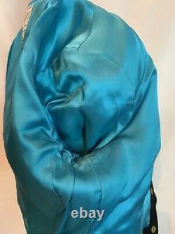 VERSACE Baroque 1990s Versus Vintage Jacket Bolero SPECTACULAR Great Condition