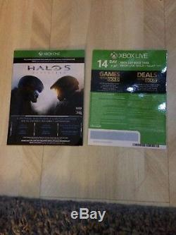Very good condition halo 5 guardians limited edition xbox one