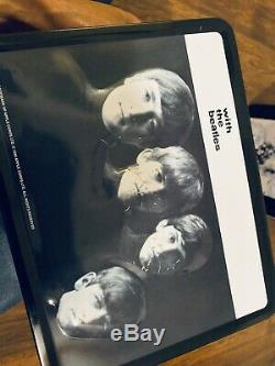 Vintage 1999 Beatles Lunchboxes (Set of 8) Apple LTD Very Good Condition
