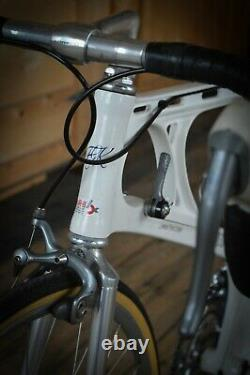 Vintage Kirk Precision Ltd First Edition Shimano Superb Condition Iconic Eroica