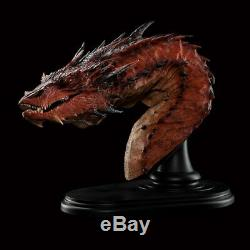 Weta Smaug BUST VERY RARE Perfect Condition / Limited Edition Item #482
