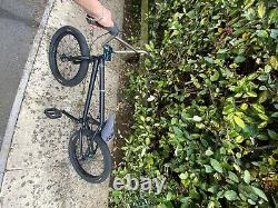 Wethepeople ZODIAC bmx. 2014 LIMITED EDITION and in good condition